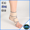 Samderson C1AN-702 Health care open toe and heel adjustable velcro ankle brace/support