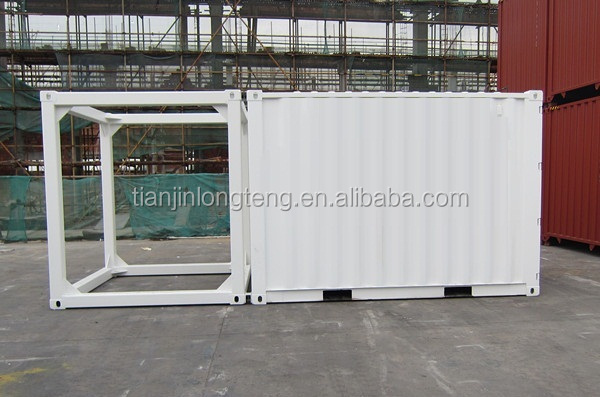 Csc Certificate 10ft 20ft Shipping Container Frames - Buy Open Frame ...