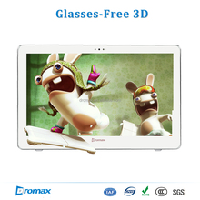 China Dromax Desktop Computer 15.6inch All-in-one Glasses-Free 3D Win7