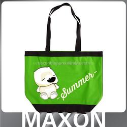 guangzhou for advertising nylon folded promotional bag