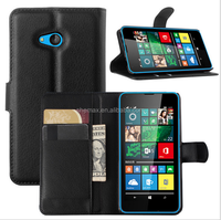 Phone case for nokia lumia 640xl. leather case for nokia lumia 640xl. wallet leather cover case for nokia lumia 640xl