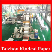 High quality 160~350gsm paper cup forming PE coated paper in roll