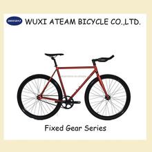 EL Toro Red Single Speed Fixed Gear Bike