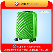 2015 hard plastic suitcase covers Luggage in 20 inch Fancy
