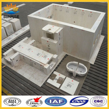 Refractory AZS for glass table furnace azs manufacturers