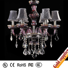 New products most popular wire for crystal hanging lamp