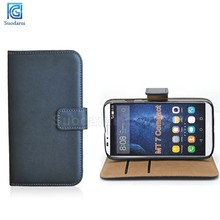 MIX colors For Huawei Mate 7 Compact Book Stand Flip Leather Case Cover