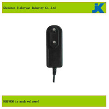 12v 1a usb to optical audio adapter with the function of charger solar and universal travel adaptor