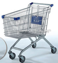 fashion style shopping trolley/shopping trolley bag for europe