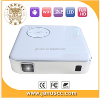 P1 build in android4.4 RK3188 DLP cheap mini projector mobile phone projector android mini led projector for smartphone/pc