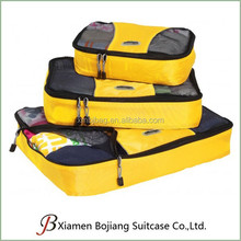 Travel Packing Cubes Set of 3 Organizer Bags Large Medium Small