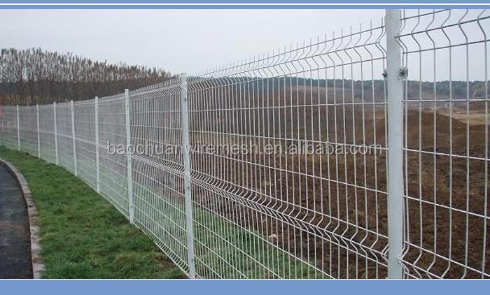 arched wire mesh fence with round post.jpg