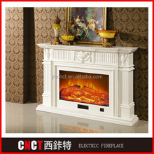 2015 new decorate classic electric fireplace cherry indoor