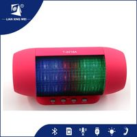 T2218 speaker cable pocket fm radio with bluetooth max professional speaker system