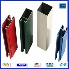 6063 aluminum extrusion profiles