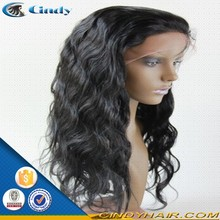Most popular 6A 100% body wave wholesale cheap silk top full lace china sex wigs