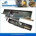 Porta automática do elevador de aço inoxidável de Fermator, elevador da carga que desliza a porta da aterragem