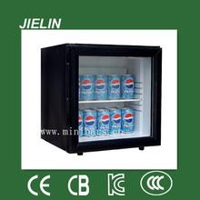 25l mini bars used for hotel and bedroom/fashion mini refrigerator