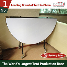 10 People Foldable Round Table for Banquet Party and Any Events