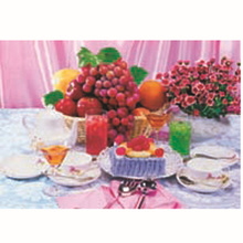 Low-cost Factory Direct Wholesale New Product Variety Of Fruits 3d Wall Paintings