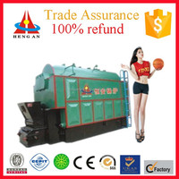 3o years good boilers supplier and factory manufacture whole sale 1-6t wood fired hot water heater