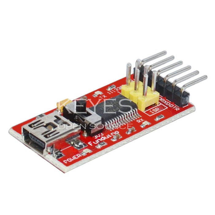 USB to RS Converter - 6ft - CAB - SparkFun Electronics