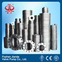 FF hex flange nut ASTM