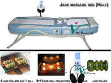 Jade roller massage bed second hand automatic massage table