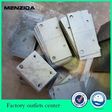 OEM cut out aluminum fabrication metal shapes