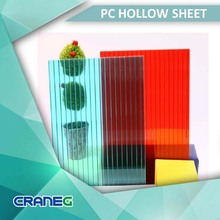 polycarbonate 5mm solar clear sheet