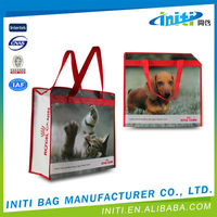 Best sale low price waterproof non woven bag with handle