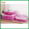 Encai Manufacturer Travel Tote Organizer Bag Set 3 in 1/Clothes Storage Bag Set/Folding Toiletry Bags In Trolley set