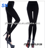 Black winter warm women thick leggings