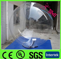 Hot sale roll inside inflatable ball / water ball
