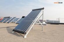 Heat Pipe High Pressure Solar water Heater 2015 hot sale cooper