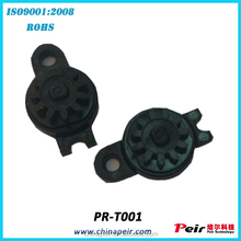 Custom high quality cheapest steel materials car damper for car interior soft openning and closing