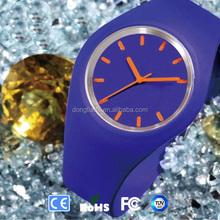 2015 new style japan swatch quartz silicone CE/ROHS OEM/ODM watch