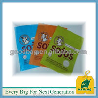 plastic bag packaging for food MJ02-F0072 food grade guangzhou factory made in china .