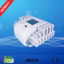 Portable Style and Laser Type lipolisis/laser diodes/lipolaser slimming machine