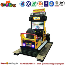 Qingfeng 32 LCD All dynamic Hummer cheap used coin operated hummer machine from japan