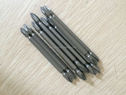 S2 bullet shape screwdriver bits with strong magnetism