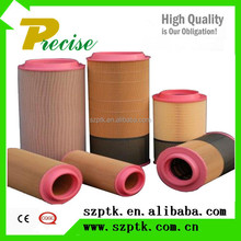 air filter element of air compressor hepa filter Precision replacement for atlas copco