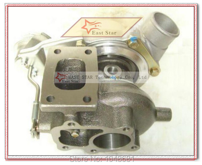 TB25 471024-7B 471024 14411-24D00 Turbo Turbocharger for Nissan Hino Gold Dragon middle bus Engine FD46 with Gaskets - (3)