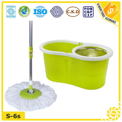Top quality new coming handle mop with spinning bucket