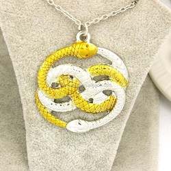The double snake necklace never-ending story