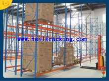 Evergrows metal Q235 power coating ISO9001&CE multi-layer adjustable united steel products pallet racks