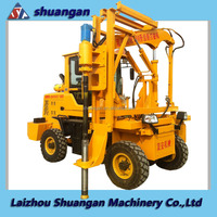 Ground hole Drilling Machine,Hydraulic Drilling Machine