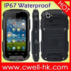 Oinom LMV9 IP67 Waterproof Rugged Android Smartphone 4.0 Inch MTK6589 Quad Core Dual SIM Card with 4500mAh Battery