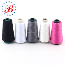 100% Polyester Sewing Threads in plastic cone Ne 12/2,12/3, 20/2,20/3,30/2,30/3,40/2,40/3,50/2,50/3,60/2,60/3