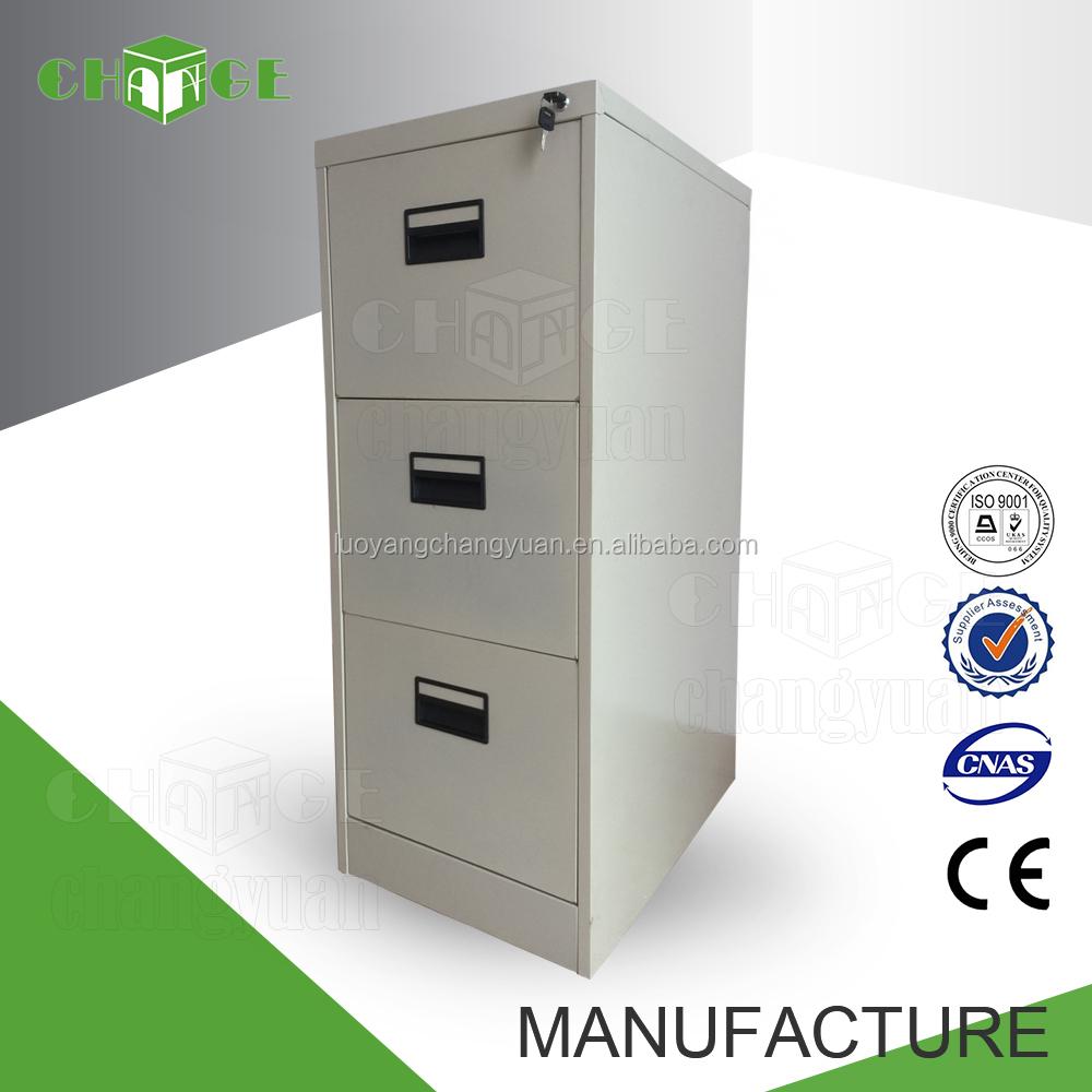 china top 10 office furniture manufacturers 3 drawer metal file
